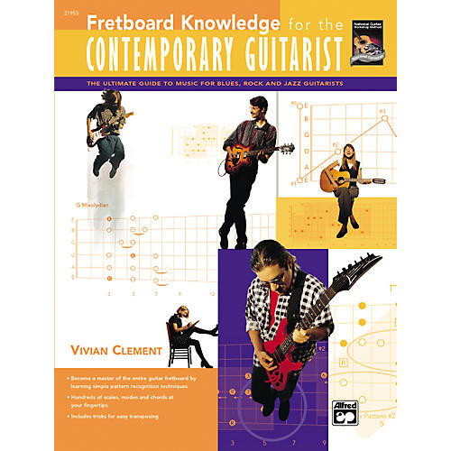 Alfred Fretboard Knowledge for the Contemporary Guitarist