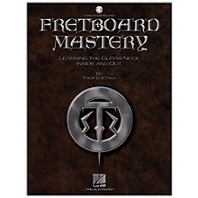 Hal Leonard Fretboard Mastery Book with Online Audio