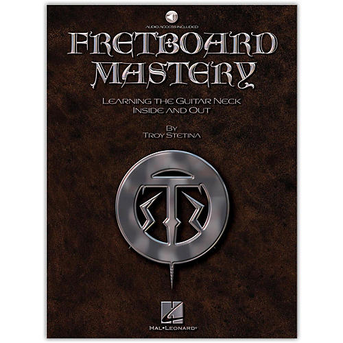 Hal Leonard Fretboard Mastery Book with Online Audio-thumbnail