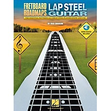 Hal Leonard Fretboard Roadmaps - Lap Steel Guitar (Book/Audio Online)