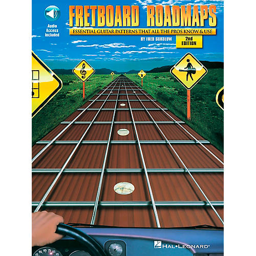 Hal Leonard Fretboard Roadmaps Book/CD 2nd Edition