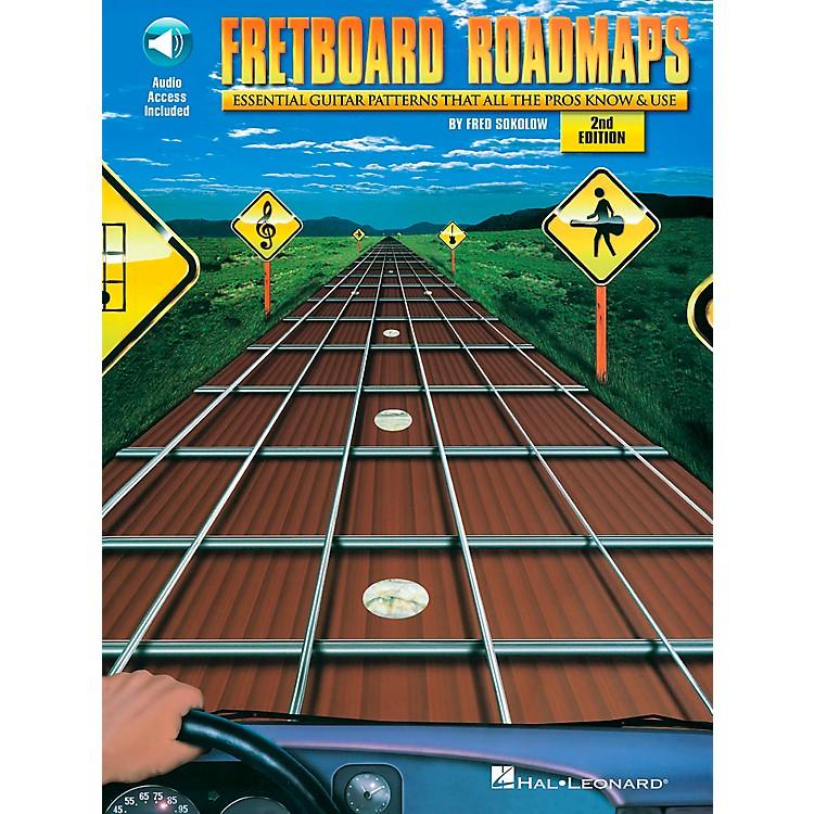 Hal LeonardFretboard Roadmaps Book/CD 2nd Edition