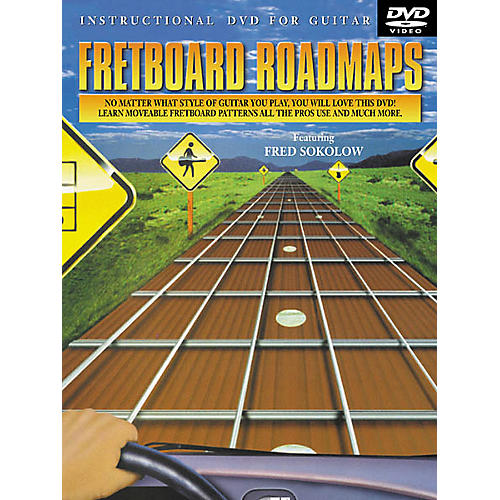 Hal Leonard Fretboard Roadmaps DVD