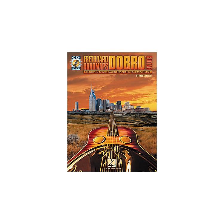 Hal LeonardFretboard Roadmaps Dobro (Book/CD)