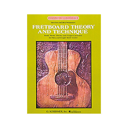 Hal Leonard Fretboard Theory