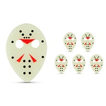 Clayton Friday the 13th Picks 6-Pack White Medium