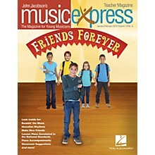 Hal Leonard Friends Forever Vol. 14 No. 4 Teacher Magazine w/CD by Pete Seeger Arranged by Roger Emerson