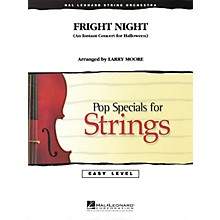 Hal Leonard Fright Night (An Instant Concert for Halloween) Easy Pop Specials For Strings Series by Larry Moore