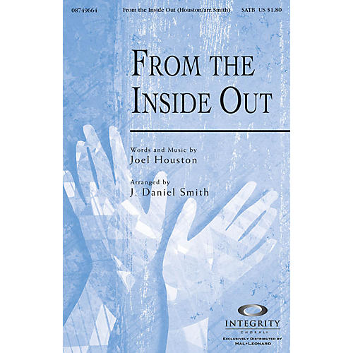 Integrity Choral From the Inside Out CD ACCOMP Arranged by J. Daniel Smith