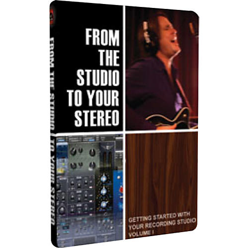 Secrets of the Pros From the Studio to Your Stereo: Volume I (DVD-ROM)-thumbnail