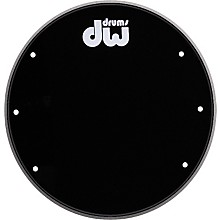 DW Front Ported Bass Drumhead with Logo Level 1  22 in.