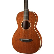 Breedlove Frontier Parlor E Mahogany - Mahogany Acoustic-Electric Guitar Gloss Natural