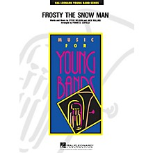 Hal Leonard Frosty the Snow Man - Young Concert Band Level 3 by Frank Cofield