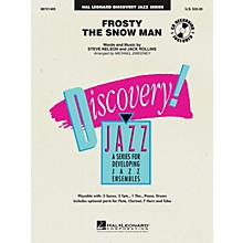 Hal Leonard Frosty the Snow Man Jazz Band Level 1-2 Arranged by Michael Sweeney