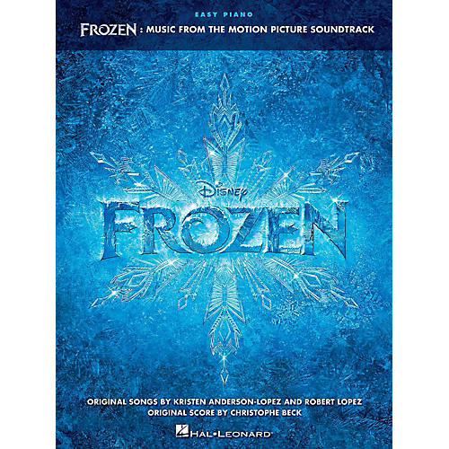 Hal Leonard Frozen - Music From The Motion Picture Soundtrack for Easy Piano-thumbnail