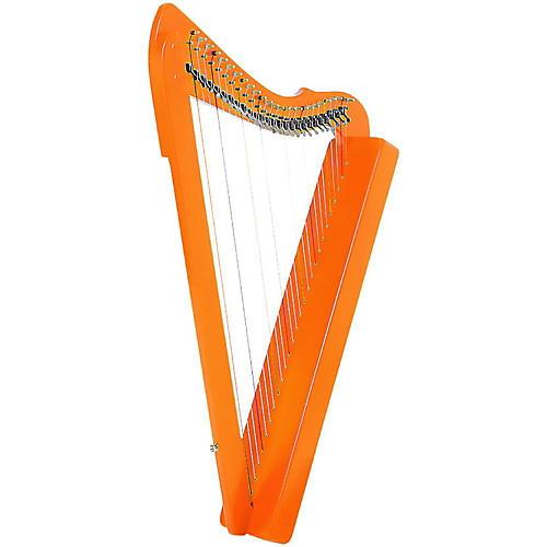 Rees Harps Fullsicle Harp Orange