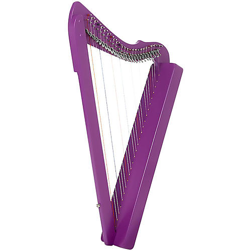 Rees Harps Fullsicle Harp Purple