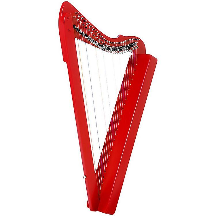 Rees HarpsFullsicle HarpRed