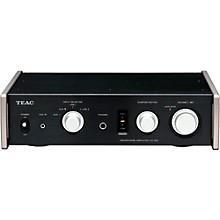TEAC Fully Analog Dual Monaural Headphone Amplifier. Black Color