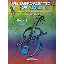 Alfred Fun Improvisation (Book/CD)