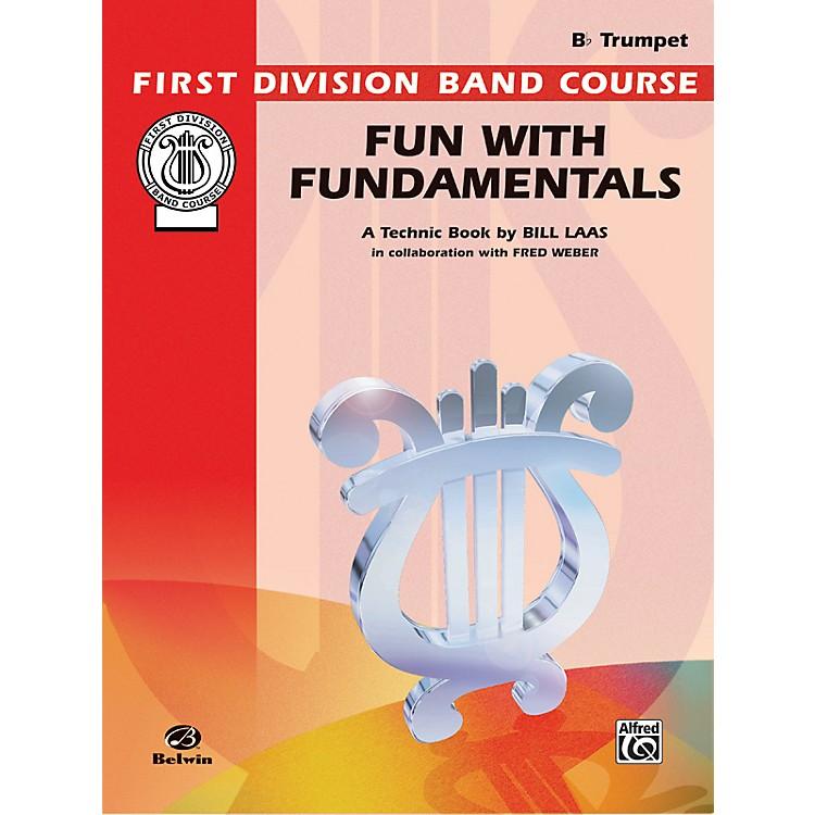 AlfredFun with Fundamentals B-Flat Cornet