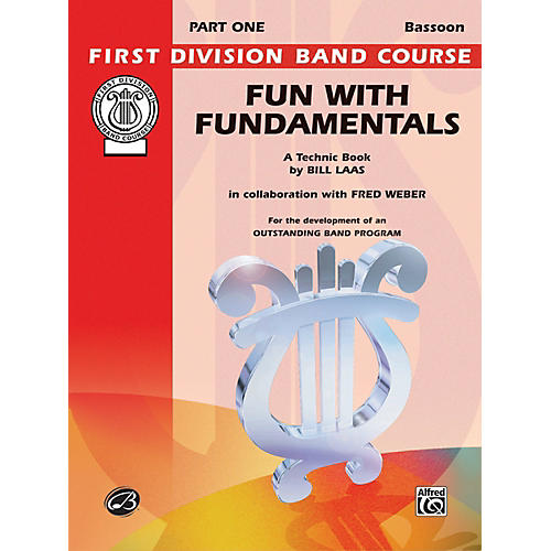 Alfred Fun with Fundamentals Bassoon Book