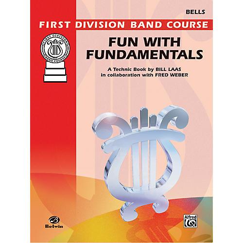 Alfred Fun with Fundamentals Bells-thumbnail