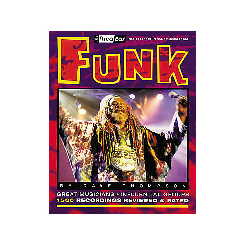 Backbeat Books Funk - Listening Companion Book-thumbnail