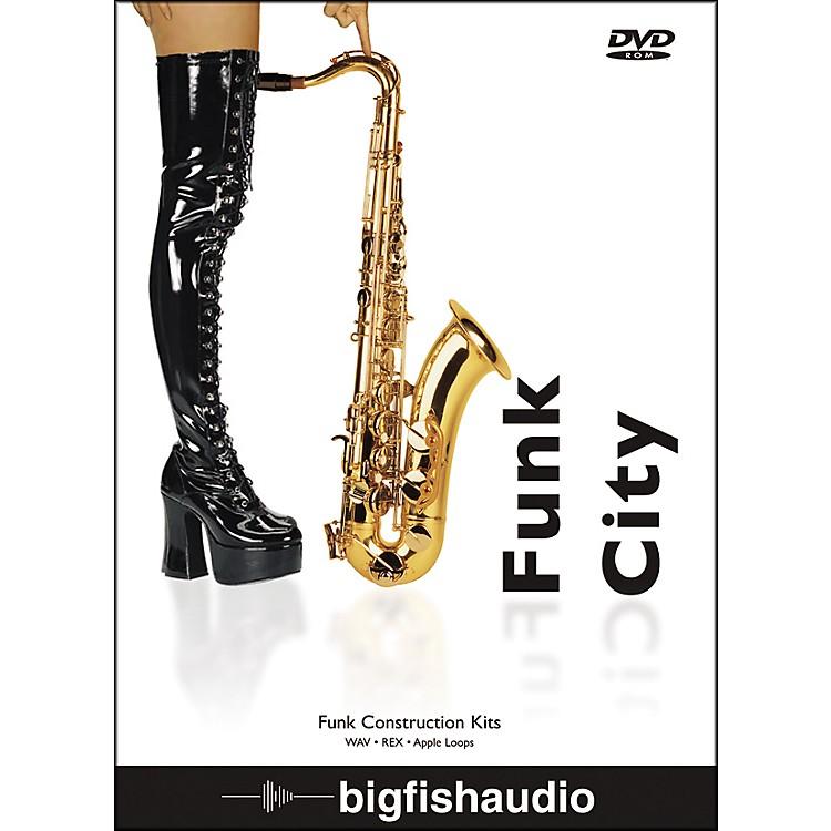 Big FishFunk City Audio Loops