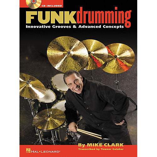 Hal Leonard Funk Drumming - Innovative Grooves