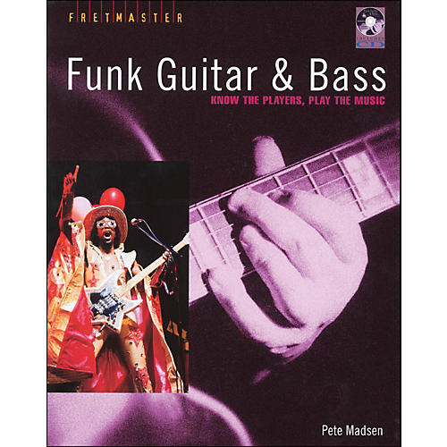 Backbeat Books Funk Guitar And Bass - Know The Players, Play The Music-thumbnail