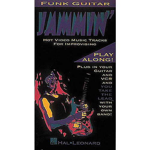 Hal Leonard Funk Guitar Jammin'-thumbnail