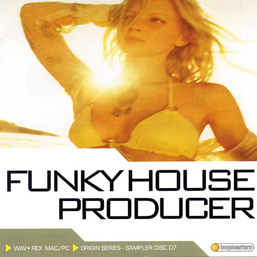 Big Fish Funky House Producer Audio Loops