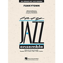 Hal Leonard Funkytown (from SHREK 2) Jazz Band Level 2 Arranged by John Berry