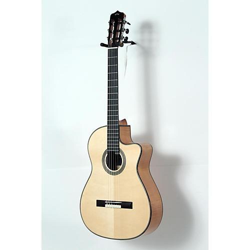 Cordoba Fusion 12 Maple Acoustic-Electric Nylon String Classical Guitar-thumbnail