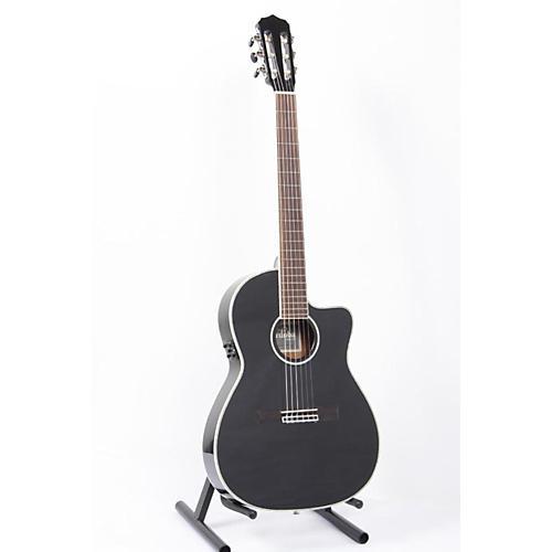 Cordoba Fusion 14 Jet Acoustic Electric Nylon String Classical Guitar-thumbnail