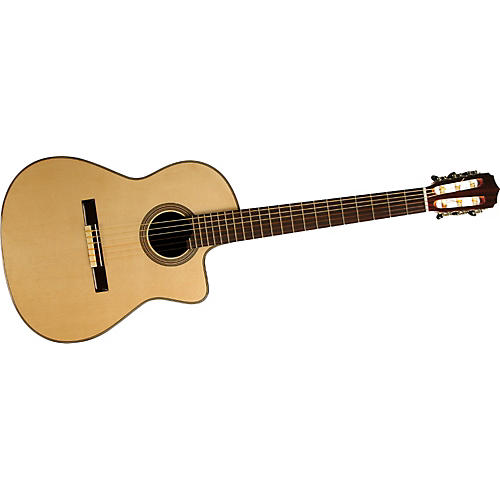 Cordoba Fusion 14RS Cutaway Nylon String Acoustic-Electric Guitar-thumbnail