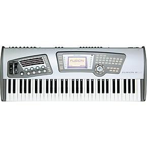 alesis fusion 6hd 61 note keyboard workstation musician 39 s friend. Black Bedroom Furniture Sets. Home Design Ideas