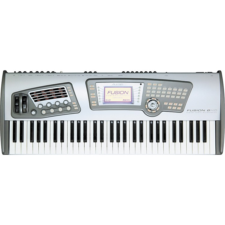 AlesisFusion 6HD 61-Note Keyboard Workstation