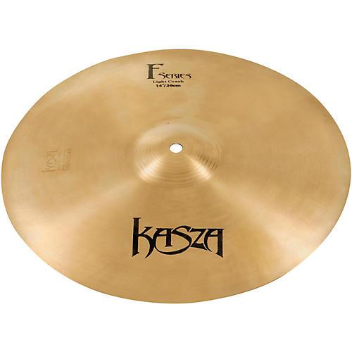 Kasza Cymbals Fusion Crash Cymbal-thumbnail