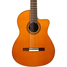 Cordoba Fusion Orchestra CE CD/IN Acoustic-Electric Nylon String Classical Guitar Cedar