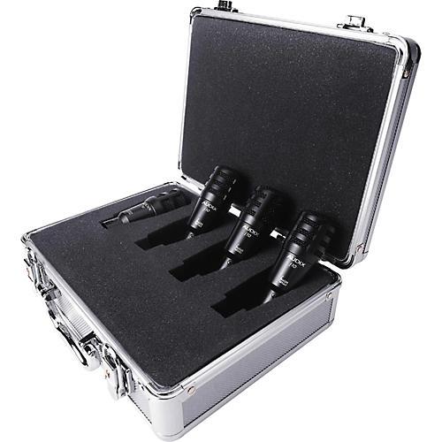 Audix Fusion Series 4-Piece Drum Microphone Pack