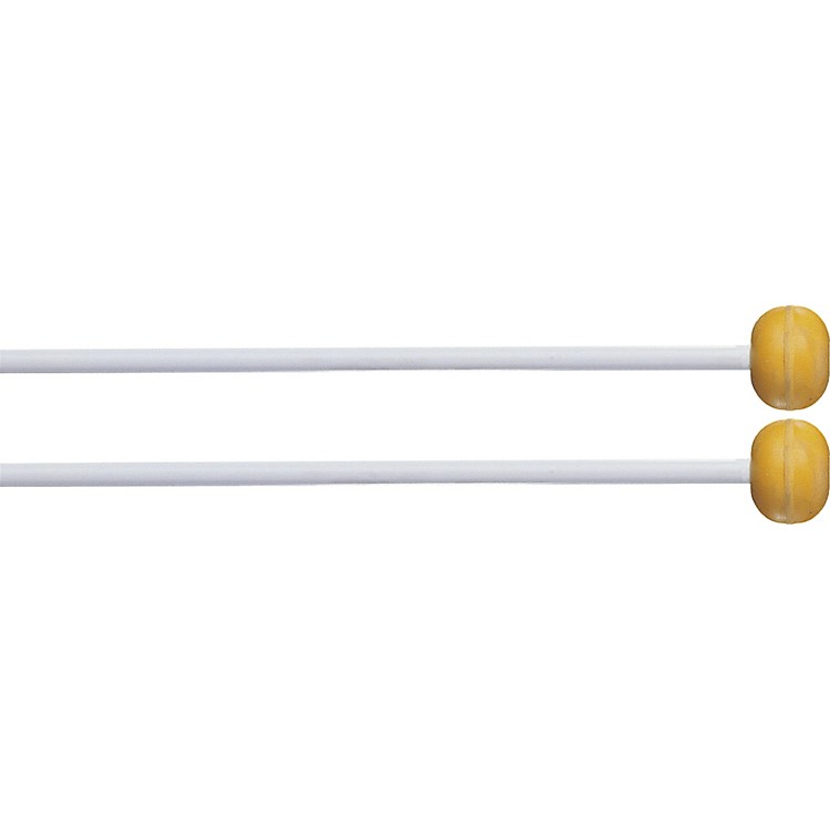 PROMARK Future Pro Discovery Series Mallets Soft Yellow Rubber Fpr10