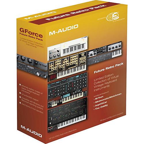 GForce Future Retro Pack