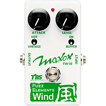 Maxon Fuzz Elements Wind Guitar Fuzz Pedal