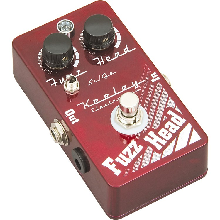 Keeley Fuzz Head Guitar Effects Pedal