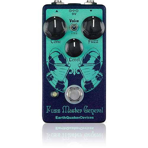 EarthQuaker Devices Fuzz Master General Guitar Effects Pedal-thumbnail