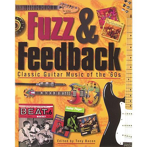 Hal Leonard Fuzz and Feedback Book