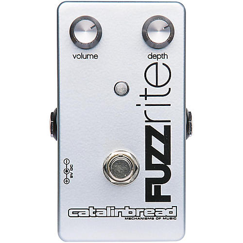 Catalinbread Fuzzrite Guitar Pedal-thumbnail