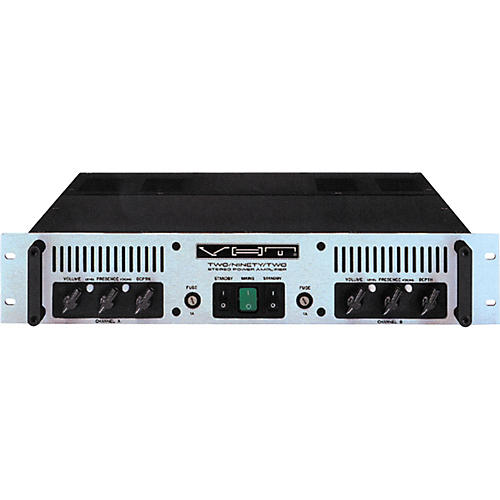 VHT G-2902-S Two/Ninety/Two Power Amp